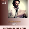 Logo HDA| Leandro Murciego poeta, periodista y coach y mentor literario por Radioa