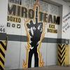 Logo > El #SuperMovil se fue hasta el #MiroTeam para hacer algo de #KickBoxing y #Boxeo