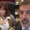 Logo Cristina tomando lista a Esteban Bullrich  en el Congreso