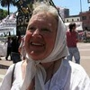 logo #Mujerazo en @RadioUnla - #NoraCortiñas #MadresLF - #DíaDeLaMujer