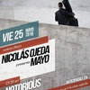 Logo Nicolás Ojeda por VHM (Notorious)