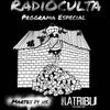 Logo Emisión especial de RadiOculta, el programa que hacemos desde el Centro Universitario de Devoto