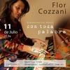Logo Flor Cozzani en Radio Rebelde
