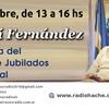 Logo Entrevista a Noemí Fernández - Presidenta del Centro de Jubilados Ate Capital