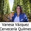 """Logo Vanesa Vázquez (Quilmes): """"El concurso 100+ Accelerator convoca a innovadores en sustentabilidad"""""""