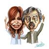 """Logo R. Navarro en comunicación con Alberto Fernandez """"prefiero salvar vidas"""" 27-4-20"""