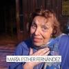 """Logo MARIA ESTHER FERNÁNDEZ, Directora de """"Yo, Alfonsina"""" en El Almacén de RG por Cooperativa la 770"""