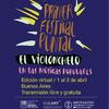 """Logo """"FESTIVAL PUNTAL"""" en Falso Vivo"""
