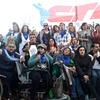 """Logo """"Vamos la Copa de Leche"""" ((Radio)) hablamos con Remigia Cáceres Secretaria Discapacidad de la CTA"""