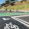 """Logo Maximiliano Camarda: """"la bicicleta es una alternativa de movilidad en las grandes ciudades"""""""