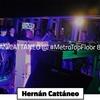 Logo Hernan Cattaneo. Live Set. Metro Top Floor.