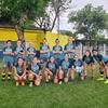 Logo Pablo Díaz - Preparador físico del fútbol femenino de Rosario Central - ACR Deportes 17/11