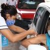 """Logo Covid19: El hospital de Roca implementará el vacunatorio móvil y el """"auto - vac"""""""