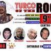 """Logo El Turco Ale Ayame presenta su espectáculo """"Turco on the rock"""" en el Centro Cultural"""