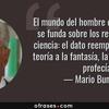 Logo Conocimiento, pseudo-cientìficismo y algunas reflexiones acerca del legado de Mario Bunge