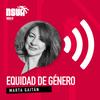 Logo Género y diversidades en Nadie Sale Vivo con Marta Gaitán
