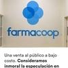 Logo Bruno Di Mauro, trabajador y presidente de Farmacoop , primer laboratorio recuperado en el mundo.