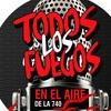 Logo Decimo sexto programa de TODOS LOS FUEGOS