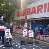Logo Vaciamiento de Garbarino: los trabajadores toman las sucursales de CABA y GBA