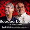 Logo Programa 01 - 27/09/2020 - Boudou Lounge - El Destape Radio