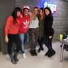 Logo Luis Perdomo en la mañana de jueves en Top 1049. Conduce Carla Bunny junto a Sole Macchi y Lau López