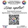 Logo Amigxs de las Madres de Plaza de Mayo #GeneticaSindical
