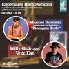 Logo Especiales RG | Rompan todo: entrevista a Willy Quiroga