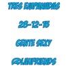 Logo Tres Empanadas - Gente Sexy - 28 de Diciembre de 2015