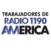 Logo RADIO AMERICA VUELVE!