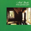 Logo Disco de Apertura - Nick Drake - Five Leaves Left