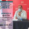 """Logo Martín Latorraca: """"La vacuna es la esperanza que tenemos de poder superar este momento"""""""