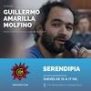 """Logo Entrevista a Guillermo Amarilla Molfino - """"Día del Derecho a la Identidad"""""""