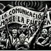 """Logo La voz del Pueblo: """"Modelo exterminador de pobres"""""""