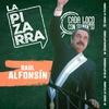 Logo Cada loco con su tema: Raúl Alfonsín