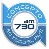 Logo Javier Milei, economista en @ConceptoFM
