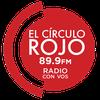 """Logo #ElCírculoRojo #LaBiblioteca/ """"Cómo Piensan las Piedras"""" de  Brenda Lozano"""