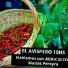 Logo Matías Pereyra, productor agroecológico. Su historia. Está en la Feria de Agronomía
