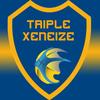 Logo Triple Xeneize - 28 octubre 2019