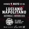 Logo Santana Bar-Luciano Napolitano-Noctambulo-Fantasma Rock Fantasma Kcor