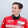 Logo Nota con Dorian Mansilla quien participó por segunda vez en la Porsche Supercup en Silverstone
