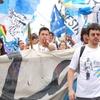 """Logo MESA DE TRES - ENTREVISTA A PABLO ORTIZ MALDONADO, HOMENAJE A ROBERO """"POLACO"""" GOYENECHE"""