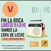 """Logo """"Vamos la copa de leche"""" ((Radio)) programa 127 completo LUNES 23/11/2020"""