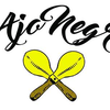 Logo Ajo Negro en Feudale Café