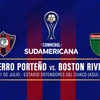 Logo Cerro Porteño vs Boston River,11/7/17