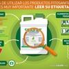 """Logo Pesticidas: """"La banda verde no implica que no sea peligrosos"""""""