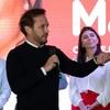 """Logo Martín Rosúa en """"La primera de la tarde"""" con Sergio Roulier en Radio 2"""