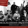 Logo Nicolas Ledesma con Hernan Lucero, en Lucero en la Noche, por Radio Rivadavia