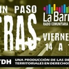 Logo Entrevista Diego Sztulwark - Ni un Paso Atras - FM La Barriada 98.9