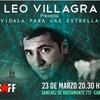 Logo LEO VILLAGRA POR VICTOR HUGO MORALES - CAFF 23 DE MARZO