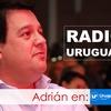 Logo Adrián Peña entrevistado en Radio Uruguay